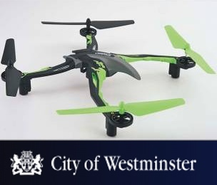 westminster drone