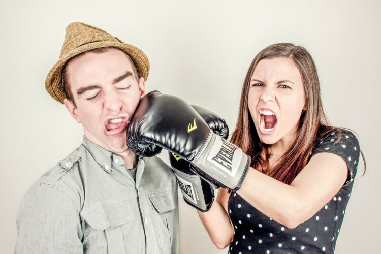 fight between designer and developer